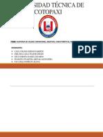 Universidad Técnica de Cotopaxi