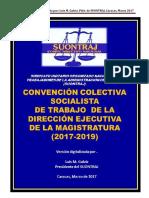 Convención Colectiva DEM 2017-2019