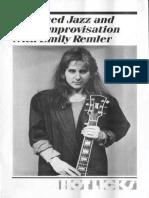 Emily Remler - Advanced Jazz and Latin Improvisation