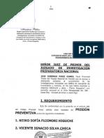 Testigo desnuda la estructura de FP y complica a Keiko Fujimori