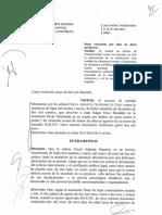 R.N. 246-2015 - Lima - VLS - Duda razonable por falta de datos perifericos en el delito de violacion sexual