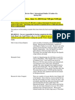 FinalExam Review Sheet IS 11 - Spring 2018.pdf