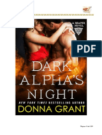 Donna Grant - Serie the Reapers 05 - DarK Alpha's Night