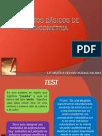 Conceptos Básicos de Los Test