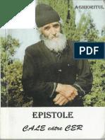 Cuv Paisie Aghioritul-Epistole
