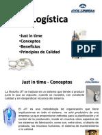 Organización de Producción de a & b – Logística 4. Just in Time. Principios de Calidad