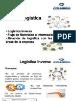 ORGANIZACIÓN de PRODUCCIÓN de a & B – LOGÍSTICA 5. Logistica Inversa. Flujo de Materiales y Relacion Con Otras Areas