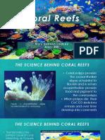 {WTC-KI1-1} Msci 390 Coral Reefs