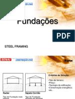 Steel Frame - Projeto - Parte I