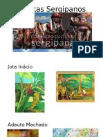 Artistas Sergipanos