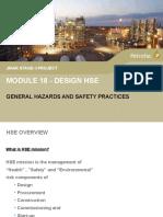 Module-18-Design Safety Practices (Petrofac)