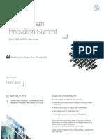 Supply Chain Summit 2013