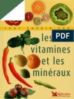 Tout Savoir Sur Les Vitamines Amp Amp Min 233 Raux