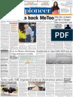 Pioneer Delhi English Edition 2018-10-15.