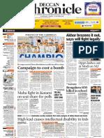 Deccan Chronicle Hyderabad 2018-10-15