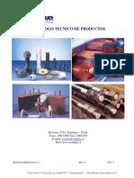 Catalogo Tecnico Pernos y Tuercas