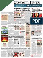 Economics Times Delhi 2018-10-13