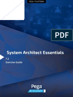 System Architect Essentials 72 Exercise Guide 032117