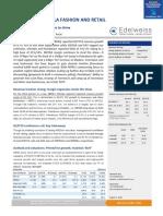 Aditya Birla Fashion and Retail - Result Update-Aug-18-EDEL.pdf