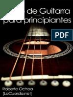Ochoa Roberto - Curso De Guitarra Para Principiantes