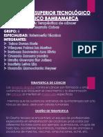 Diapositivas de Terapeutica de Cancer Grupo 6