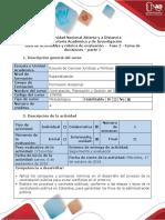 Guía de Actividades y Rúbrica de Evaluación - Fase 2 - Elaborar Los Términos Referencia, El Procedimiento Contratación, El Contrato Público (1)