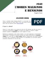 Tumores Benignos e Malignos