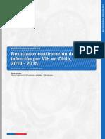 Boletín sobre VIH en Chile
