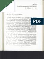 UNIFICACIÓN DE MANDOS DE LAS POLICÍAS FEDERALES