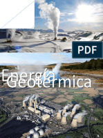 Energia Geotermica en El Peru