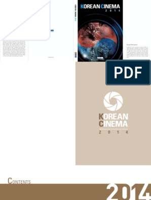 Korean Cinema 2014 yearbook | South Korea | International Politics