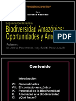 Biodiversidad en Colombia La Amazonia