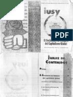 IUSY (1995) - El socialismo en tiempos del capitalismo.pdf