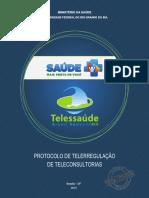 Manual Telessaude Protocolo Teleregulacao Teleconsultorias