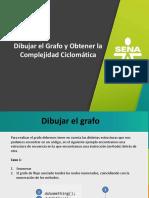 Dibujar Grafo y Complejidad Ciclomática.