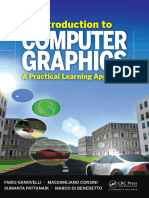 Introduction to Computer Graphics - A Practical Learning Approach