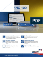 SPECTANO 100 Product Brochure V3-1703