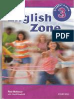 english zone 3- student´s book