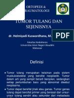 13. Tumor Tulang & Sejenisnya