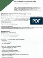 UE 1.5.2 Diagnostic Financier et Social approfondi ***COURS COMPLET I.A.E Bordeaux *** M 2 DFCGAI