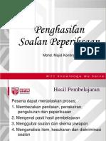 Designing Quality Examination Paper