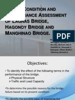 Ppt presentation bridge assessment