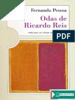Fernando Pessoa - Odas de Ricardo Reis.pdf