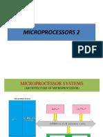 8. Microprocessors 2