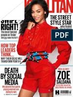 Cosmopolitan - May 2018 UK