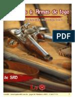 Corsários e Armas de Fogo v.1