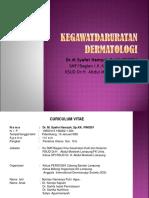 Kgawtdtan Kulit, Dr Syafei Spkk