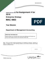 MAC4863 2016 Assignment 4 Questions