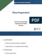 3 Data Preparation