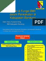 Peran & Fungsi BWI